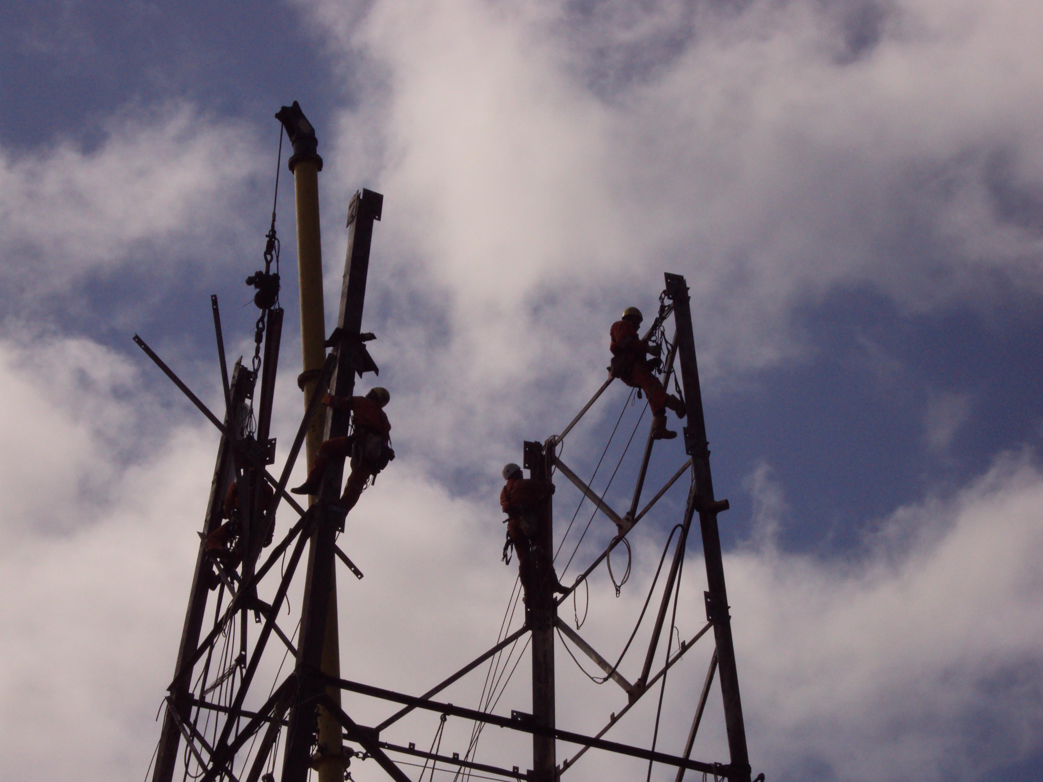 Platform Decommissioning | Derrick Services (UK) Ltd